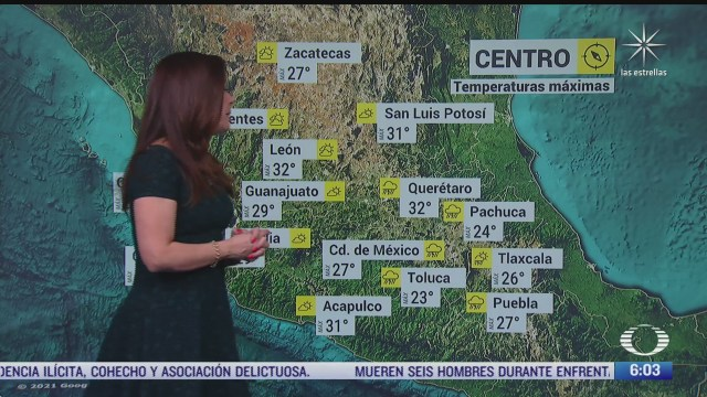 frente frio provocara lluvias fuertes en coahuila tamaulipas e hidalgo