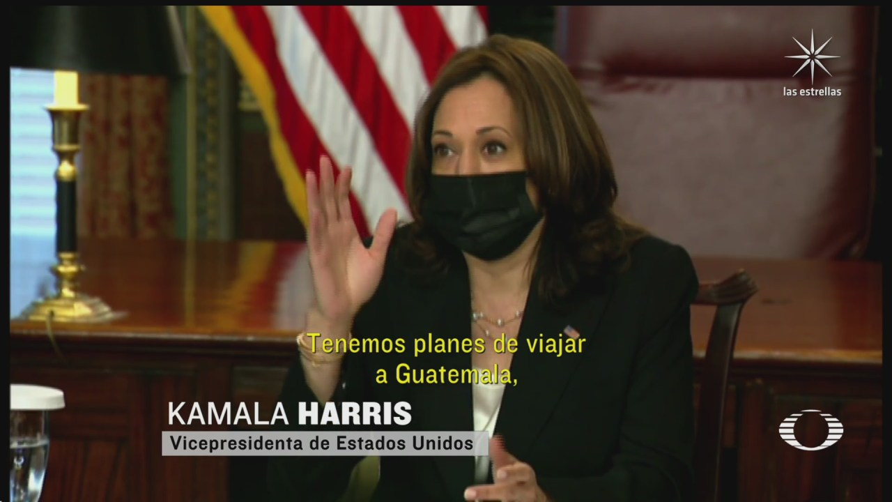 kamala harris suma voces a la lucha contra la migracion