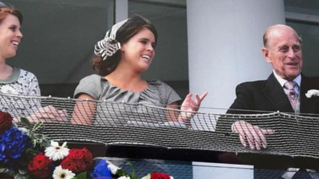 Princesa Eugenia despide en redes sociales a príncipe Felipe