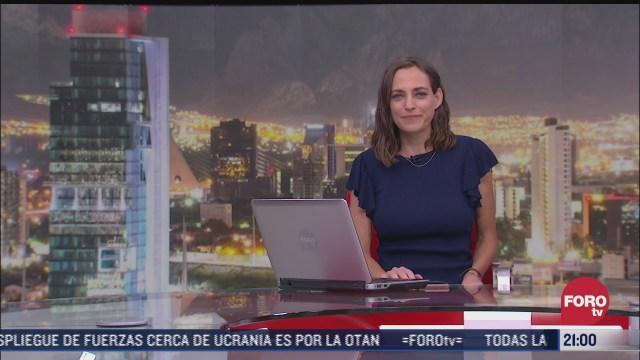 las noticias con ana francisca vega programa del 13 de abril de