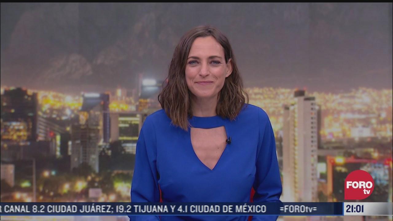 las noticias con ana francisca vega programa del 14 de abril de