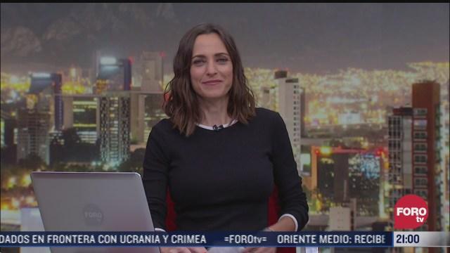 las noticias con ana francisca vega programa del 19 de abril de