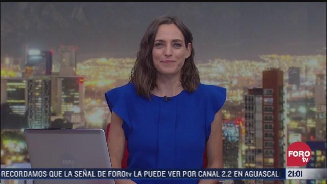 las noticias con ana francisca vega programa del 20 de abril de