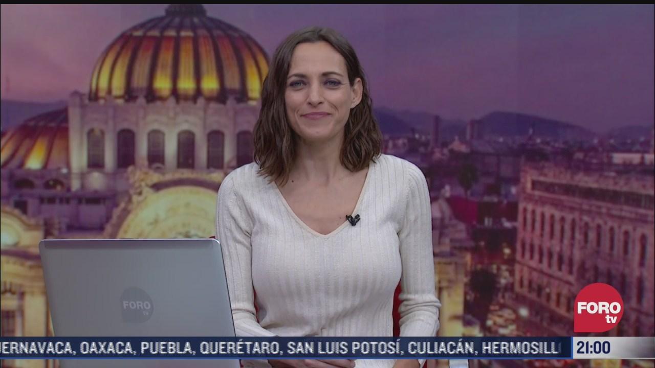 las noticias con ana francisca vega programa del 29 de abril de