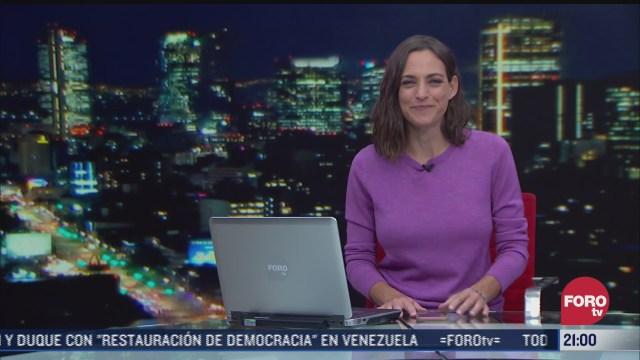 las noticias con ana francisca vega programa del 6 de abril de