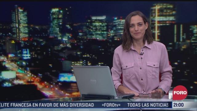las noticias con ana francisca vega programa del 8 de abril de