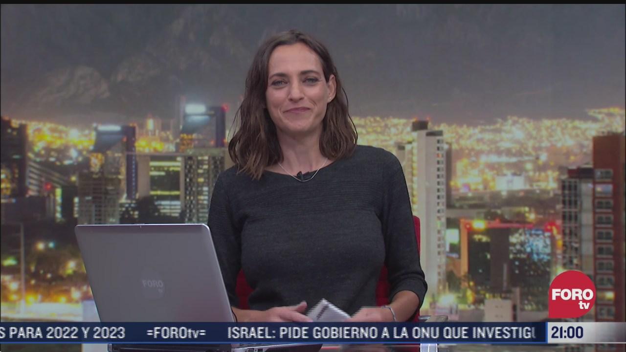 las noticias con ana francisca vega programa del 9 de abril de