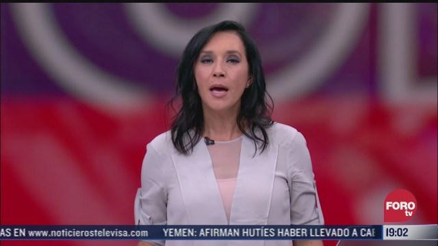 las noticias con karla iberia programa del 1 de abril del