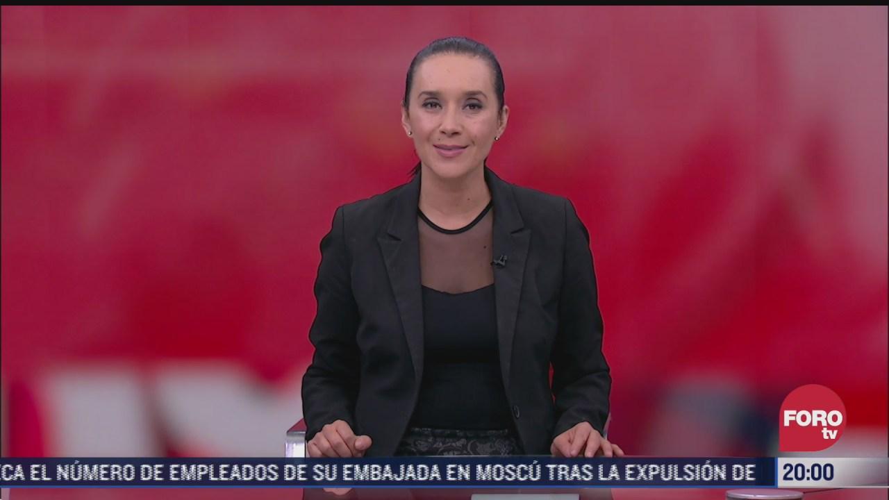 las noticias con karla iberia programa del 22 de abril del