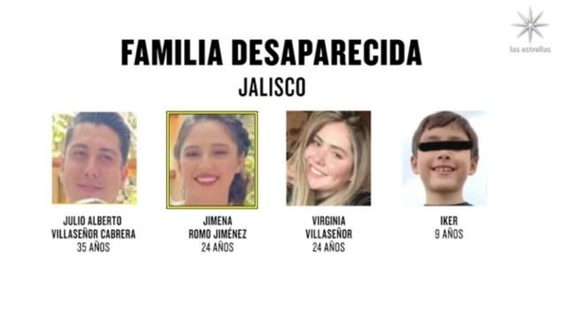 Liberación de la familia Villaseñor en Jalisco cierra búsqueda, pero investigación sigue abierta