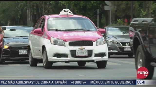 licencia digital para taxistas de cdmx
