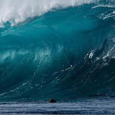 Mar de fondo provoca alerta en Oaxaca por fuerte oleaje