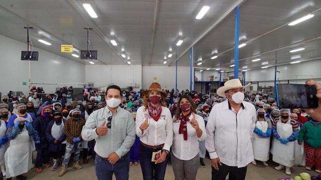 Marina Pilar Estado Derecho Baja California