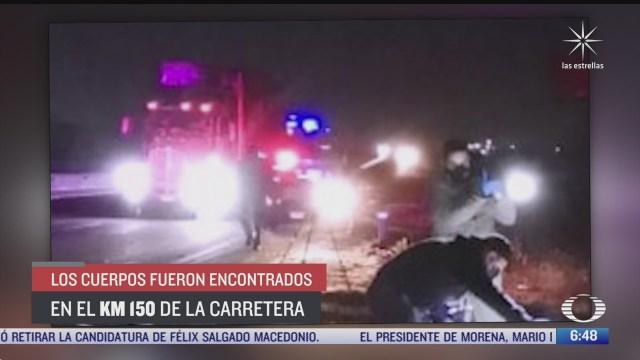 matan a seis hombres en enfrentamiento armado en chihuahua