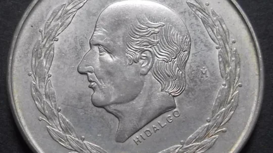 Moneda de 5 pesos ahora vale hasta 5 mil en internet..