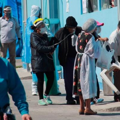 Mueren 12 pacientes de COVID-19 por falta de oxígeno en Perú