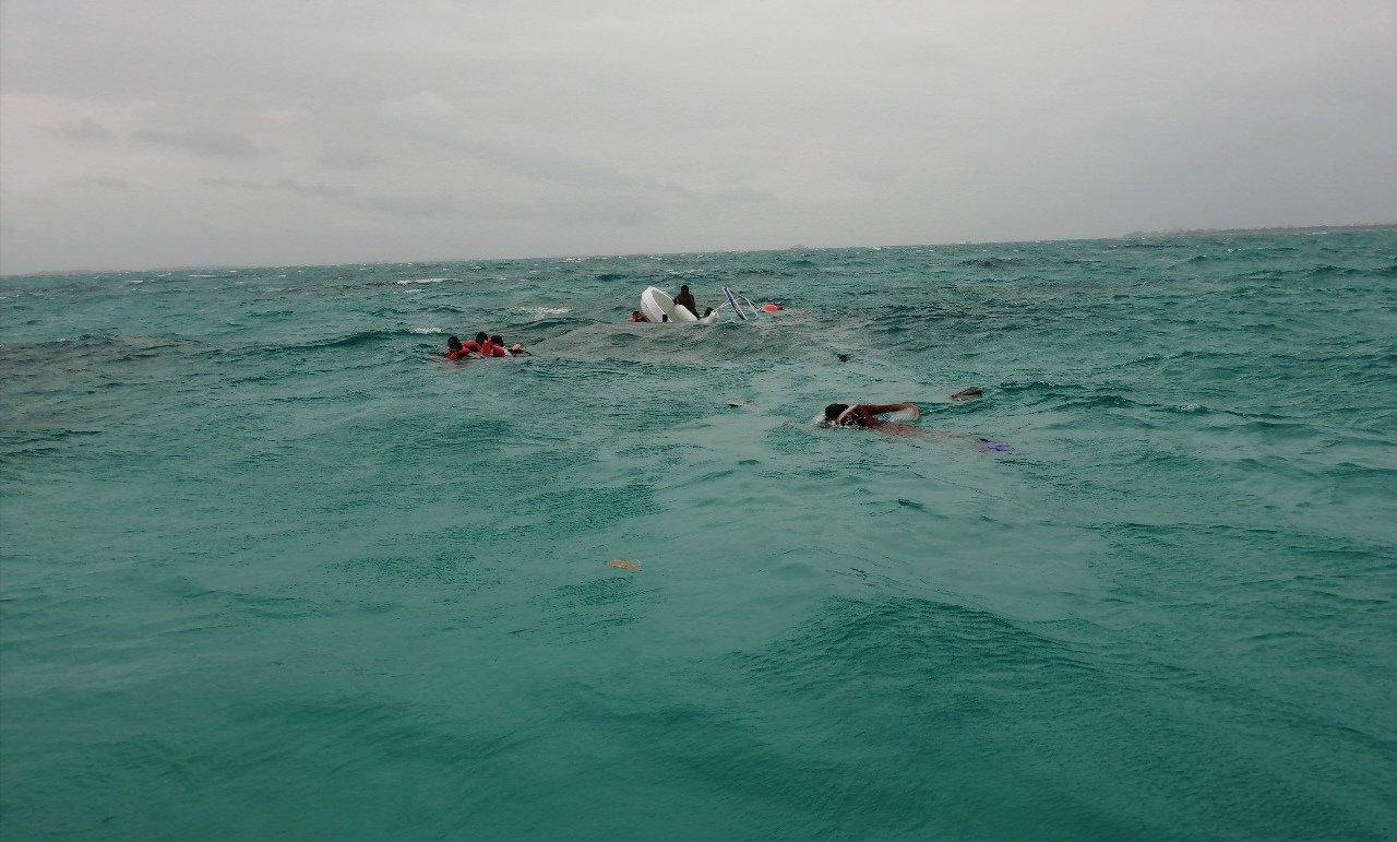 Nadadora de la Semar rescata a 6 personas y recibe premio internacional