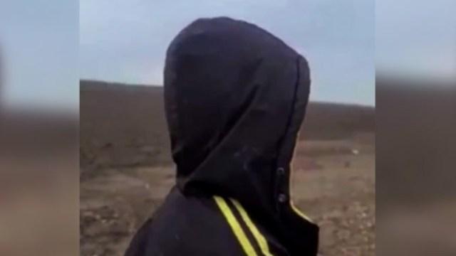 Niño migrante abandonado en Texas y apoyado por Patrulla Fronteriza es llevado a albergue, detectan 60 casos