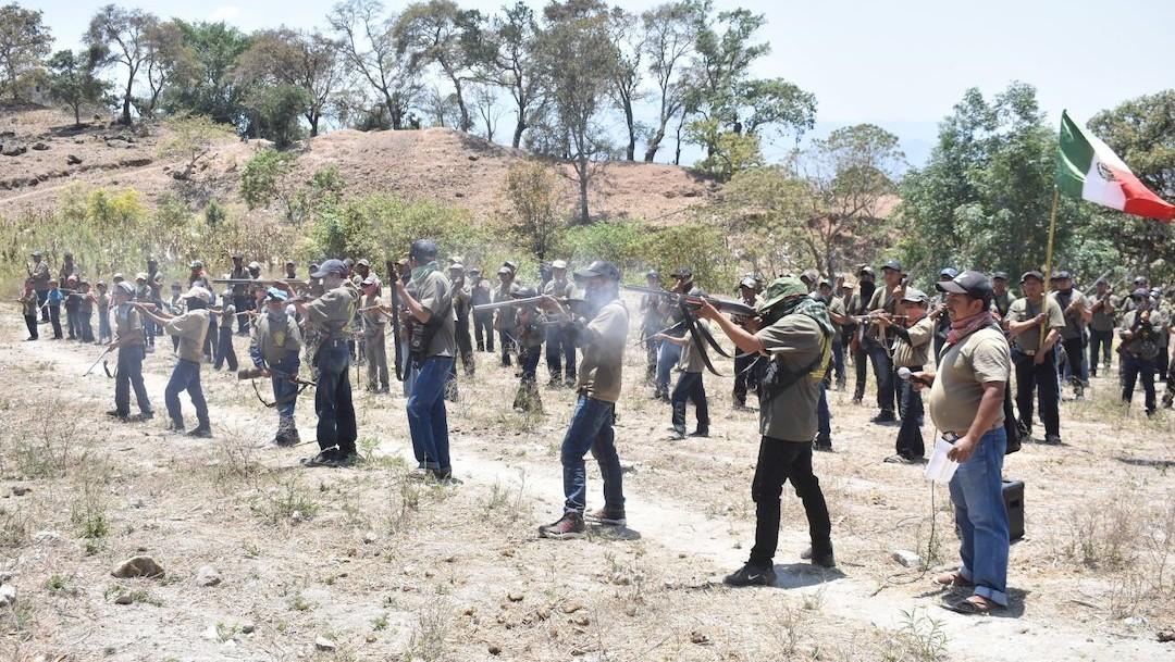 Estos niños toman las armas en Guerrero para proteger a su comunidad contra el crimen organizado (Cuartoscuro)