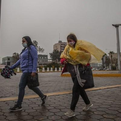 Persistirán las tormentas en Chiapas, CDMX, Edomex, Morelos y Michoacán