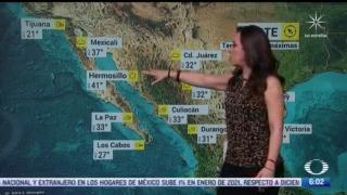 preven lluvias en nuevo leon tamaulipas y san luis potosi
