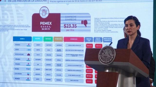 Surit Berenice Romero Domínguez, subprocuradora de Servicios y encargada de despacho de la Profeco (Cuartoscuro)