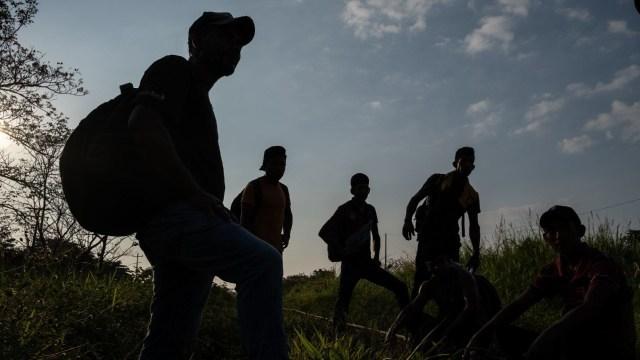 Rescatan a 36 migrantes en vivienda de Pesquería, Monterrey