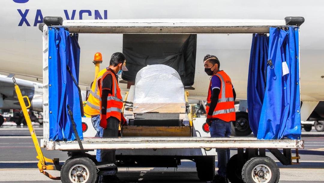 Trasladan a El Salvador restos de Victoria migrante asesinada por policías en Tulum