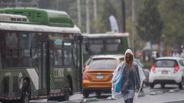 Se pronostican tormentas eléctricas en Chiapas, CDMX, Coahuila y Estado de México