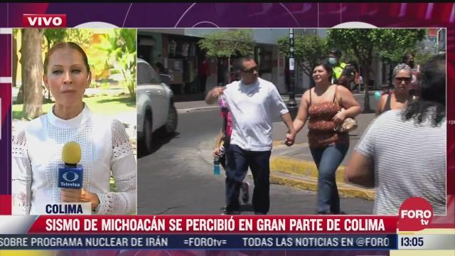 se registra sismo de magnitud 4 9 en michoacan