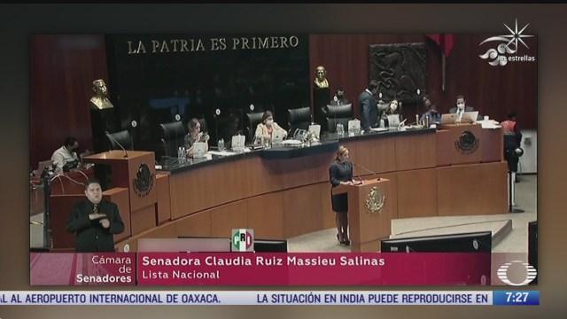 senado aprueba reforma para fortalecer a pemex frente a empresas extranjeras