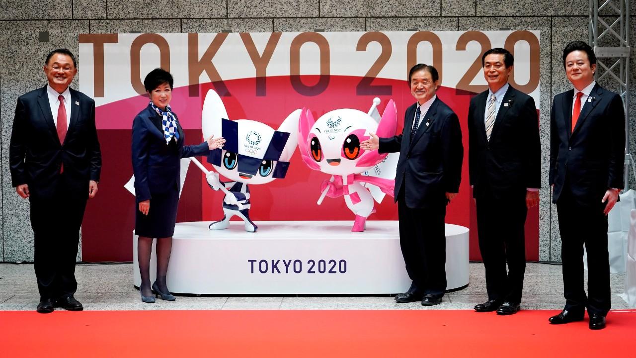 Tokio marca 100 días hasta los JJOO con nuevas tallas y decoraciones