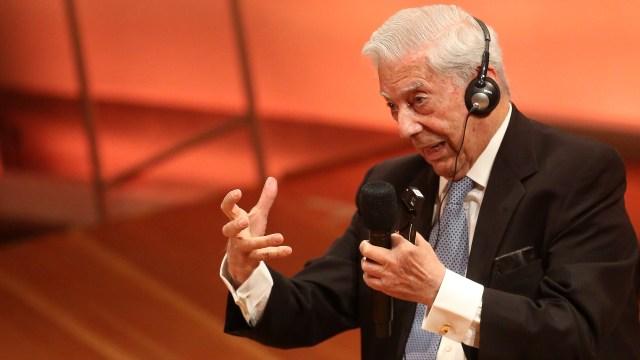 Vargas Llosa reafirma su apoyo a la candidata presidencial Keiko Fujimori