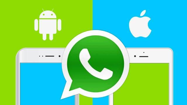 WhatsApp permitirá migrar tu historial de iOS a Android