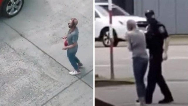 """¿Quién es la """"mujer zombi"""" del video viral de Seattle?"""