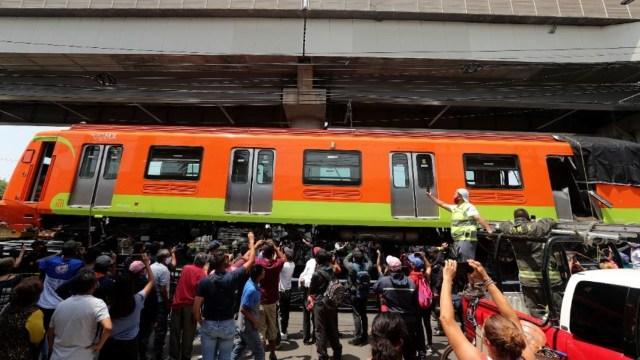 Accidente en el Metro deja 25 muertos