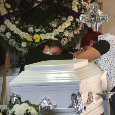 Así fue el funeral de Giovanny, el niño que murió tras el accidente de la Línea 12 del Metro