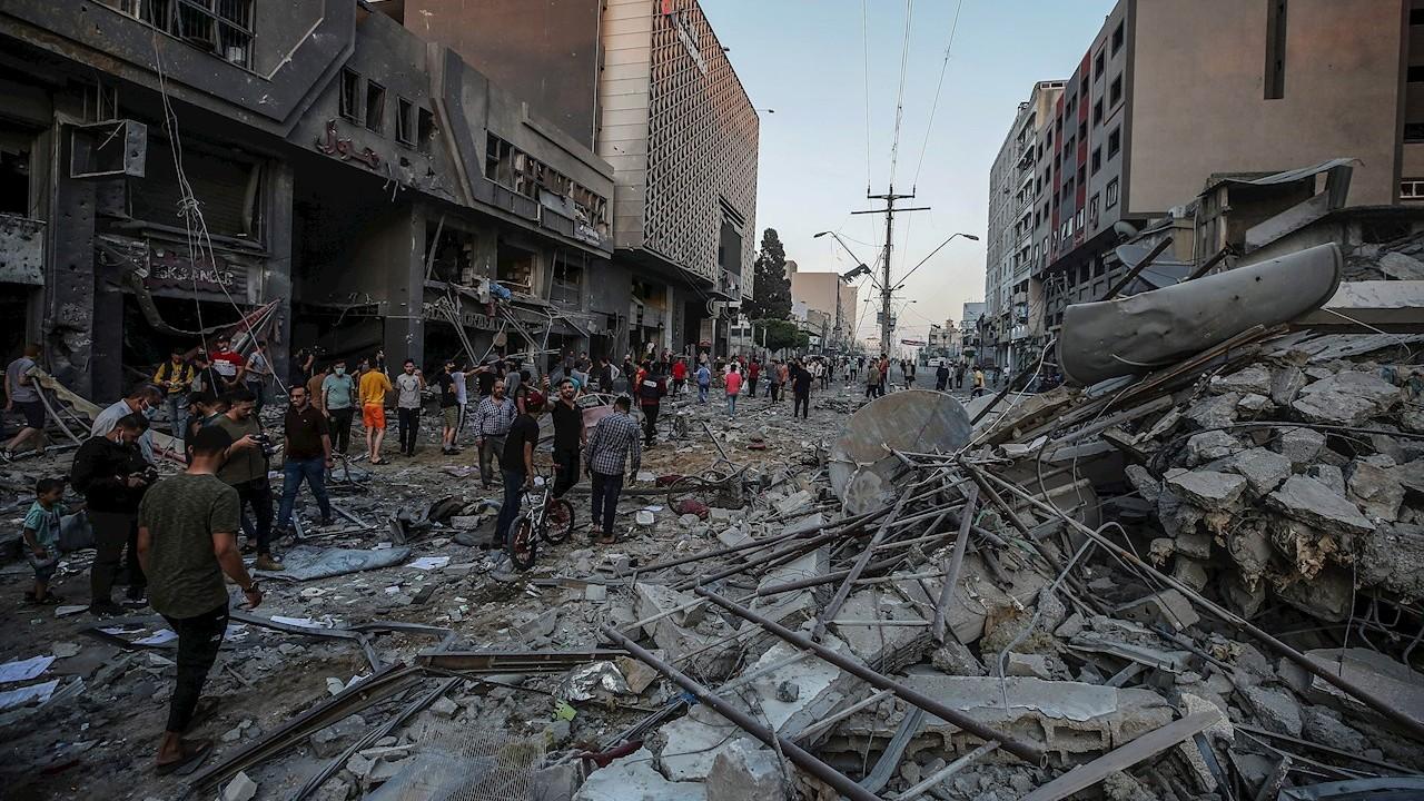 Conflicto entre Israel y Palestina deja al menos 70 muertos