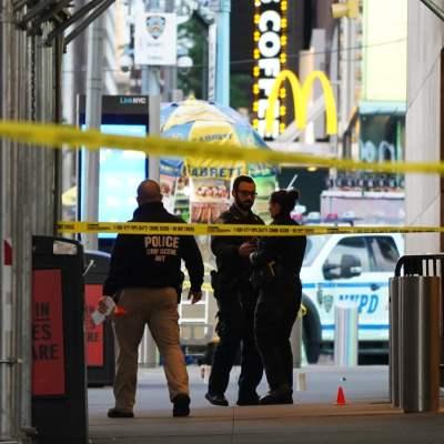 Autoridades de EEUU revelan la identidad del sospechoso del tiroteo en Times Square