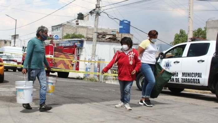Autoridades investigan otros lugares donde feminicida de Atizapán habría abandonado más restos; familiares exigen justicia. (Foto: Cuartoscuro).