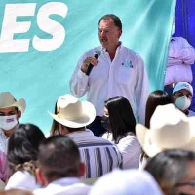 No vamos a permitir el centralismo en Sonora, dice Ernesto el 'Borrego' Gándara