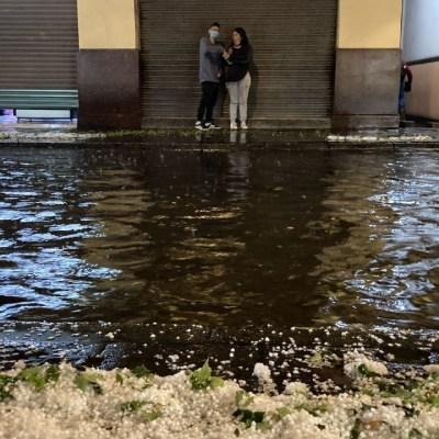 Celda de tormenta ocasionará lluvias y granizadas en Coahuila, Nuevo León y Tamaulipas