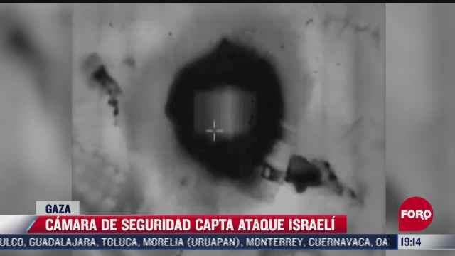 continuan bombardeos de israel sobre la franja de gaza