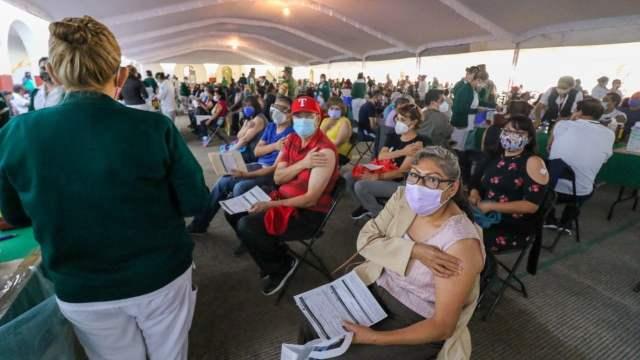 Los casos de COVID-19 del domingo 16 de mayo de 2021 en México