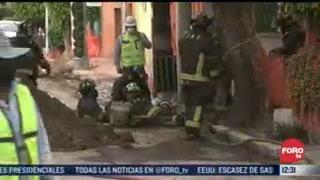 desalojan a vecinos por fuga de gas en la alcaldia iztacalco cdmx hay tres personas intoxicadas