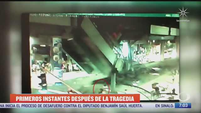 despierta obtiene nuevos videos de la tragedia en l12 del metro cdmx