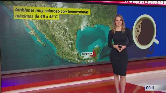 el climaenexpreso nacional del 17 de mayo del