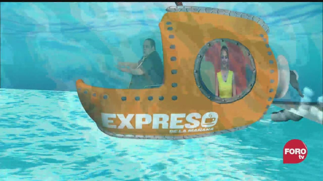 el submarinoenexpreso del 4 de mayo del