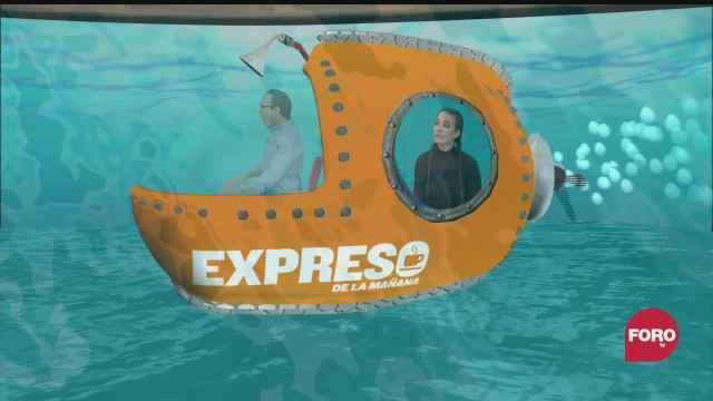 el submarinoenexpreso del 7 de mayo del
