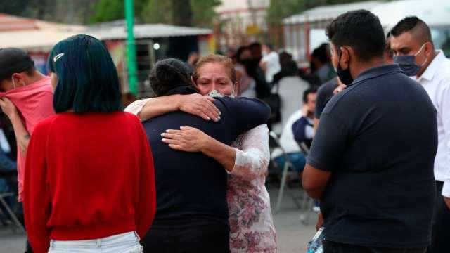 Familias de las víctimas de la L12 niegan haber recibido apoyo de autoridades
